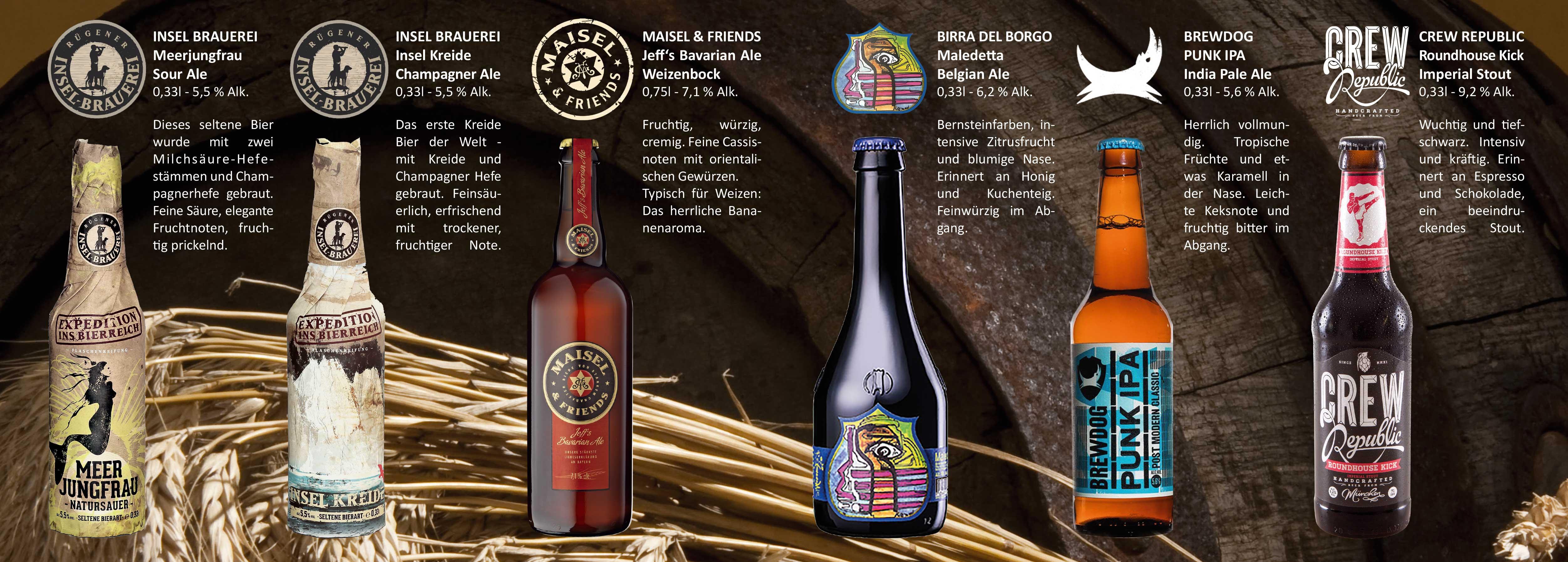 Craft Beer - Lippert Getränkefachgroßhandel & Logistik GmbH