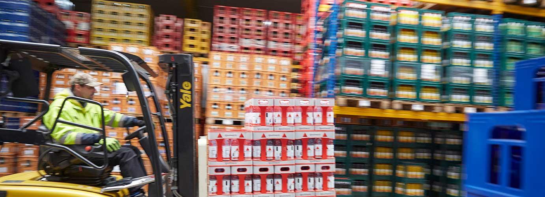 Jobs & Karriere - Lippert Getränkefachgroßhandel & Logistik GmbH