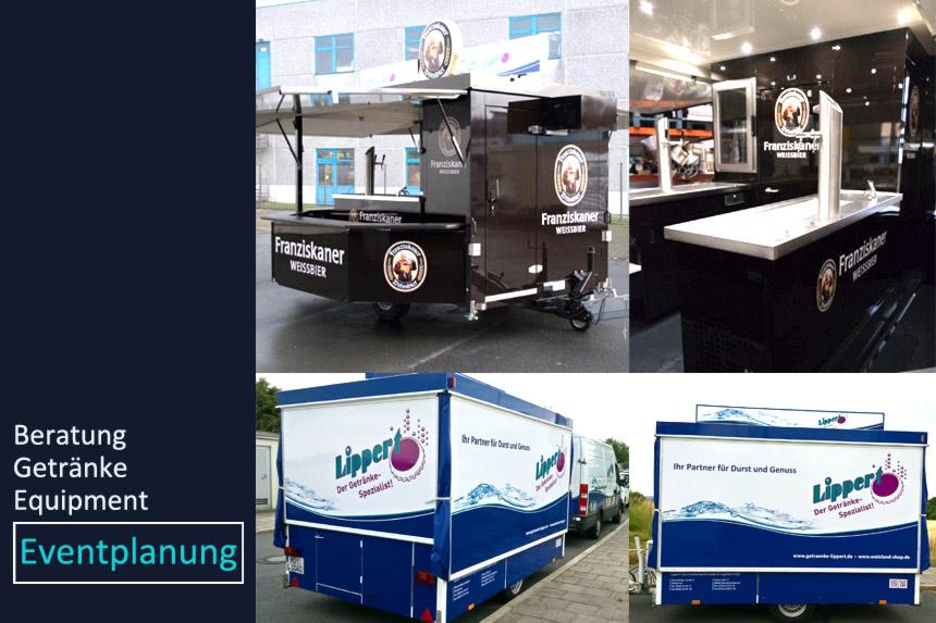 Eventplanung - Lippert Getränkefachgroßhandel & Logistik GmbH
