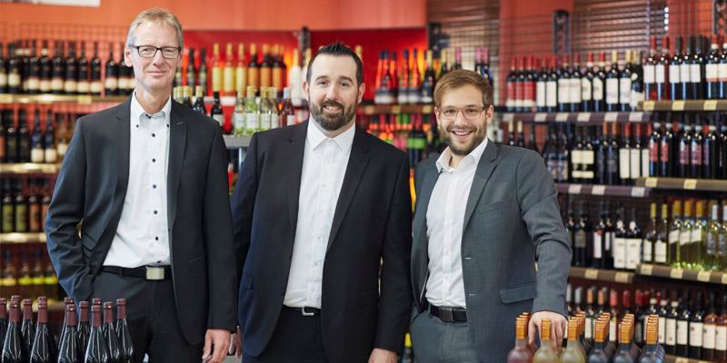Ansprechpartner - Lippert Getränkefachgroßhandel & Logistik GmbH