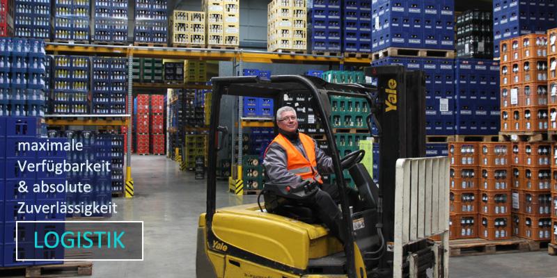 Logistik - Lippert Getränkefachgroßhandel & Logistik GmbH